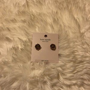 Kate Spade Pink Small Square Studs